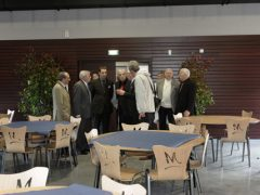 inauguration de la salle des fetes osco manosco