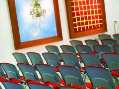 Salle de séminaires - perspectiv
